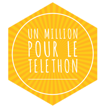 Un million pour le telethon